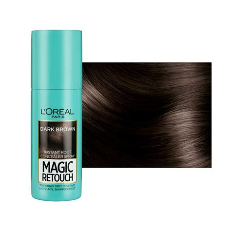 X Pert Hair Spray Color 75ml magic retouch root touch up hair color spray brown