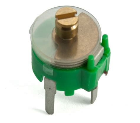 buy trimmer capacitor 2 22pf green at the right price electrokit