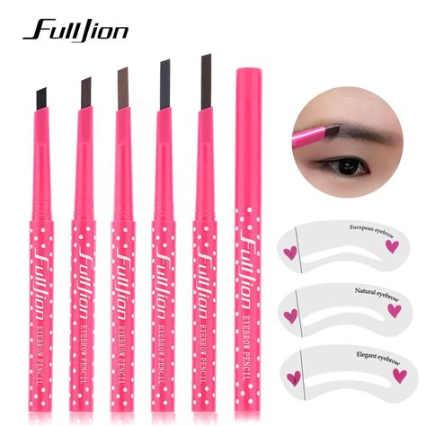 Promo New Xixiu Brow 4 Warna Mascara Alis Xi Xiu Color My Brows new waterproof eyebrow pencil with eye brow card tool rotating eyebrow pencil 3eyebrow