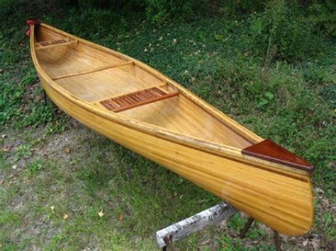 Handmade Canoes - handmade canoe picture image by tag