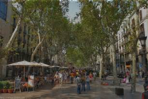 Top facts about The La Rambla | Travel Innate Chains