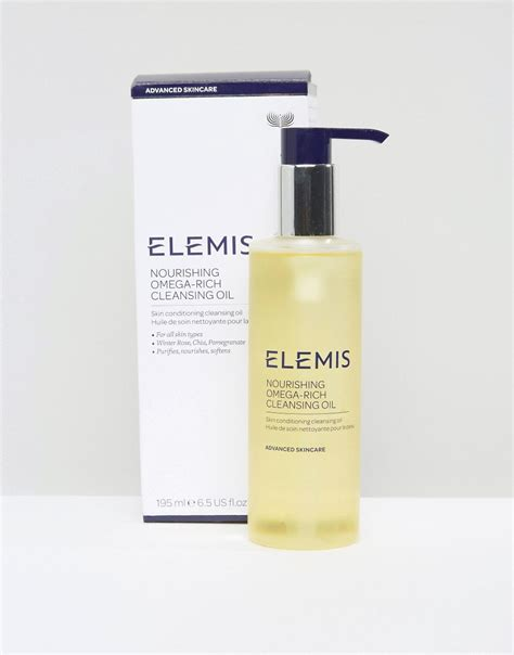 Does The Elemis Detox Products Work by Elemis Elemis Omega Rich Cleansing 200ml At Asos