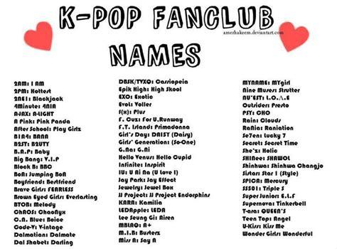Kpop Group Names | 1000 images about k pop on pinterest kpop super junior