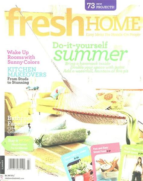 fresh home magazine fresh home magazine