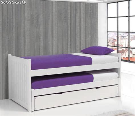 camas tri compact cajon cofre