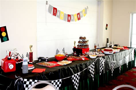 Race Car Baby Shower by Race Car Themed Baby Shower Things I Did From