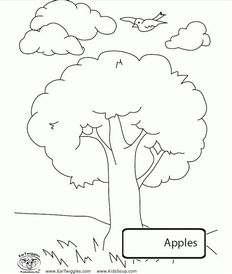 apple coloring pages pdf play with me apple thumbprints coloring home