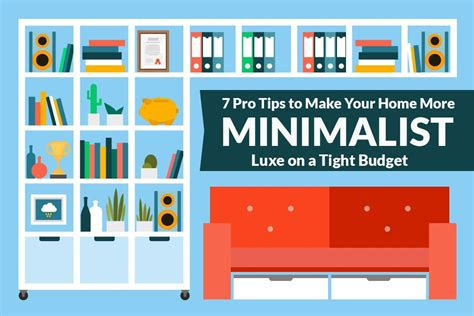 7 Tips On Your Home More Colorful by 7 Pro Tips To Make Your Home More Minimalist Luxe On A