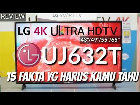 Lg 43 Uj632t free spesifikasi dan harga tv led lg 43uh610t ultra hd