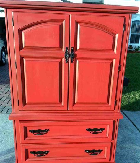 red armoire furniture red armoire home furniture design