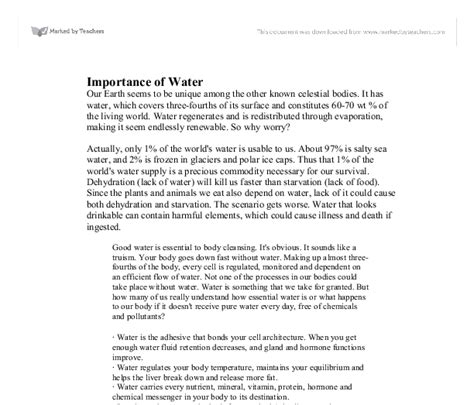 Way To Conserve Water Essay by Page Not Found The Dress