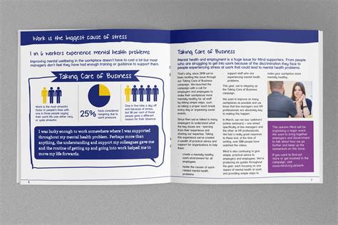 charity newsletter mind charity newsletter design