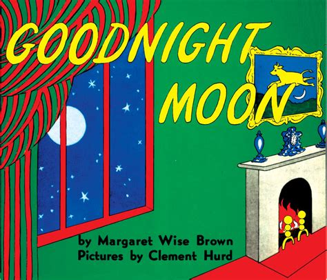 goodnight moon inside his bookshelf goodnight moon by margaret wise brown