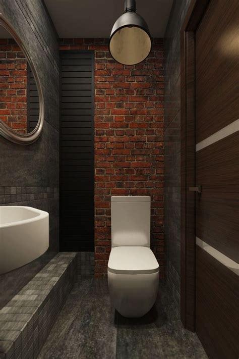 masculine bathroom ideas     homesfeed