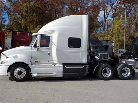 Used Eagle Sleepers by 2010 International Prostar Eagle Sleeper Truck For Sale