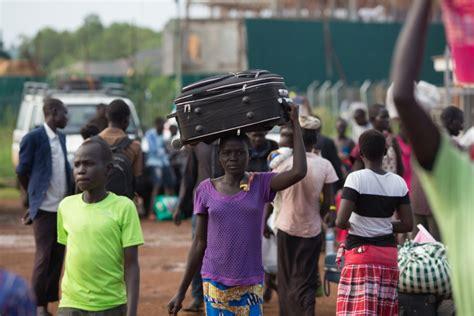 unhcr south sudan employment flight across border achingly familiar for some south
