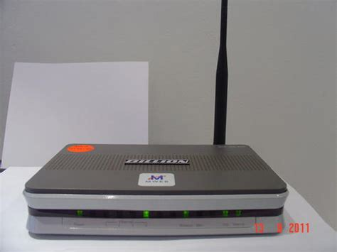 Modem Adsl Billion modems mweb billion w40 adsl modem router was sold for r300 00 on 30 nov at 07 30 by miamivice