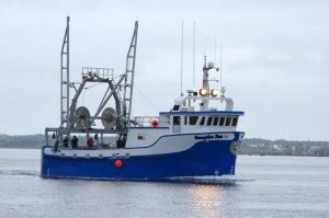 grizzly lobster boat trawler yacht