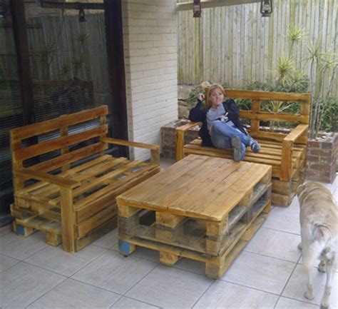Home Decor Co Za by Home Dzine Home Diy Diy Outdoor Pallet Furniture