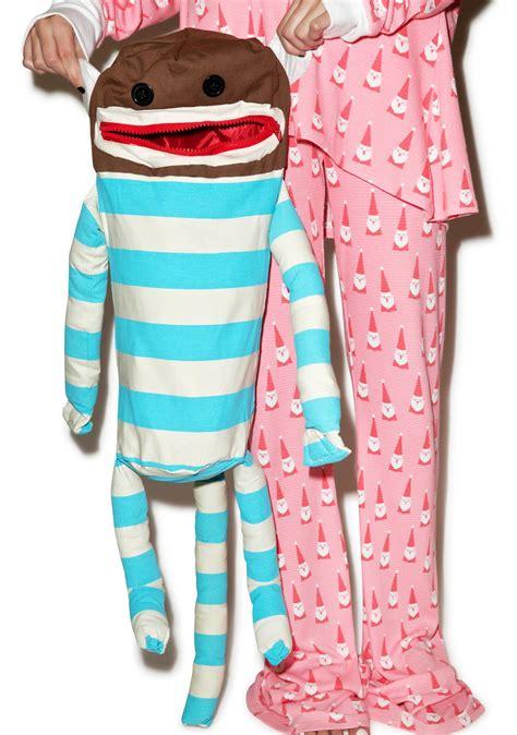 monkey laundry sock monkey laundry bag dolls kill