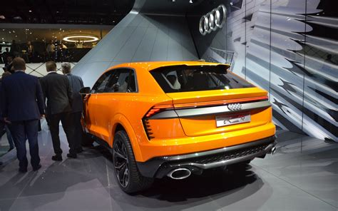Used Audi Q8 For Sale Audi Q8 Sport Concept Picture Gallery Photo 15 16 The