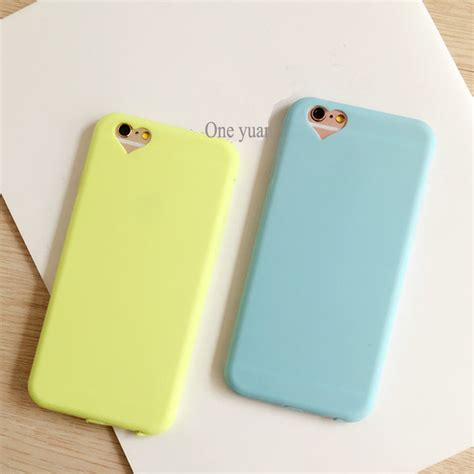 Casing Iphone 6 6s Cover Loving top quality color loving for iphone 5s protective phone cases for apple