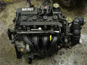 bmw mini one cooper r50 r52 engine 1 6 w10 2001 2008 ebay