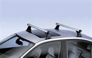 bmw aluminium alu lockable roof bars rack e46 3 series