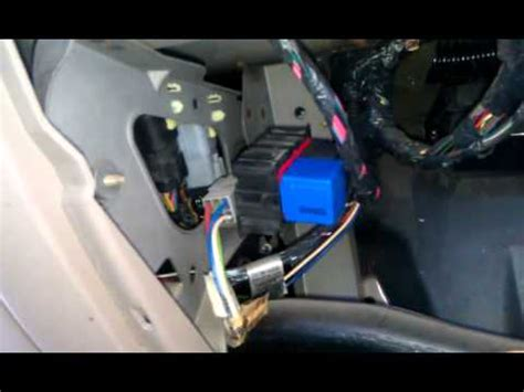 change  signal  flasher relay    ford
