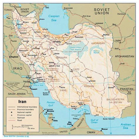 map of iran cities detailed political map of iran with relief major cities