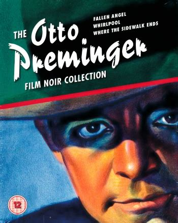 film noir blu ray collection otto preminger the film noir collection limited edition