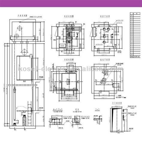 1 Room Cabin Floor Plans gearless observation lift glass observation cabin