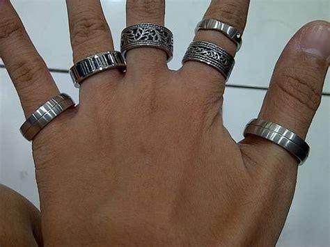 Gelang Nama Silver Rantai Tebal Model 7 dinomarket pasardino cincin kalung gelang salib cowok