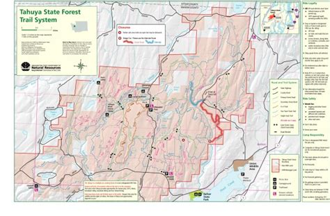 capitol forest map washington state forest map bnhspine