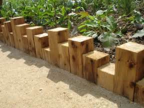 butterfly world s project with new oak railway sleepers