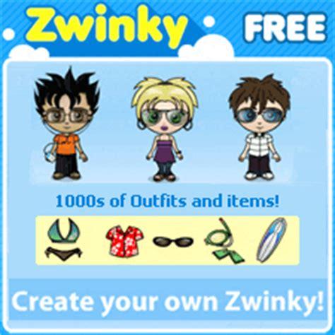 zwinky layout maker zwinky create a zwinky free zwinky avatars wardrobes