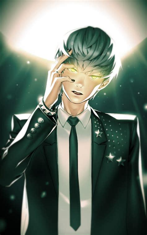N Anime by Vixx Zerochan Anime Image Board