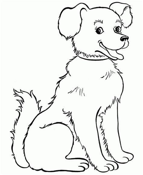 imagenes para colorear un perro la chachipedia dibujos de perros para colorear