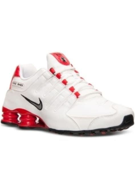 finish line running shoes for nike nike s shox nz running sneakers from finish line