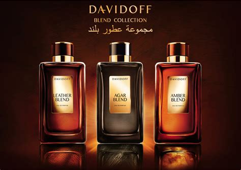 Parfum Davidoff The davidoff leather blend davidoff perfume a fragrance for