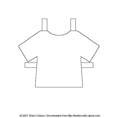 paper doll clothes template 9 best paper dolls images on paper doll