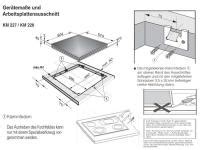 kochfeld ausbauen kochfeld keramik miele km 227 ausbau kochfeld reparatur