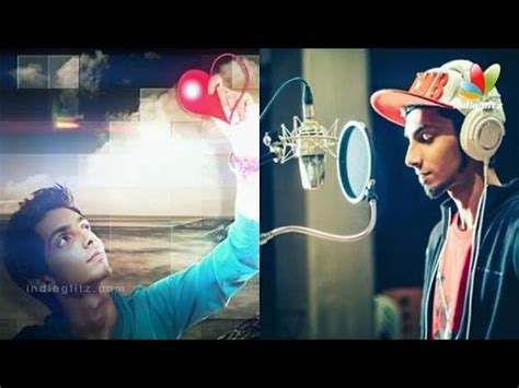 anirudh valentines day song anirudh to launch a song on s day