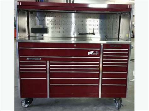 snap on tool cabinet and hutch krl masters series east
