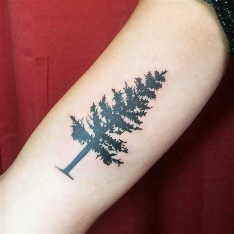 money tree tattoo designs small pine tree pictures to pin on