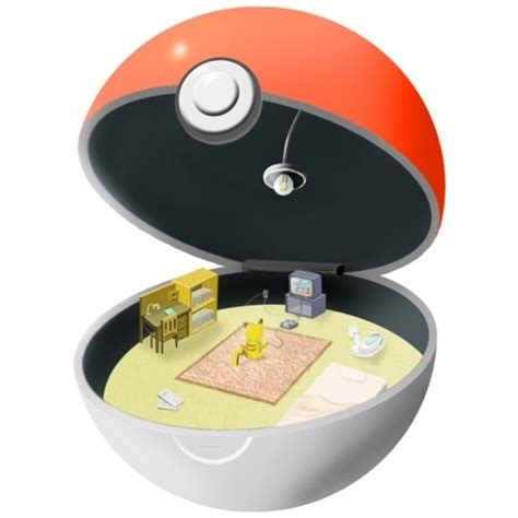 Pokeball Interior by What Is It Like Inside A Pok 233 Quora