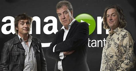 amazon top gear amazon top gear off to a flying start only motors