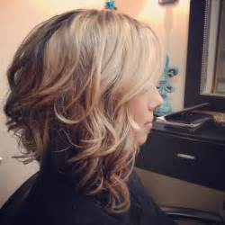 uneven bob for thick hair 20 delightful wavy curly bob hairstyles for 2016 styles