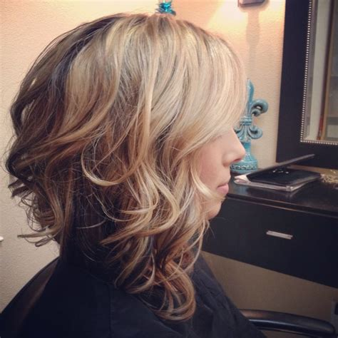 curly asymmetrical bob hairstyle 20 delightful wavy curly bob hairstyles for 2016 styles