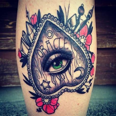 15 spiritual planchette tattoos tattoodo
